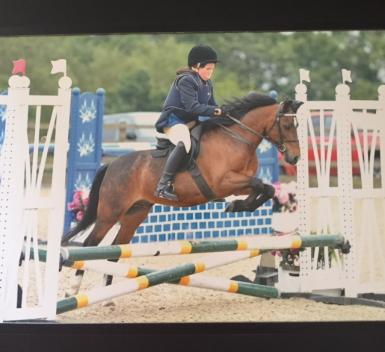 Dream+12hh+lead+rein+%2F+1st+ridden+competition+pony